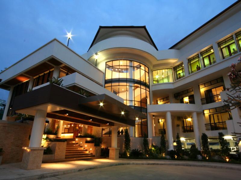 โรงแรมเซ็นทรัลเพลส สมุทรสาคร