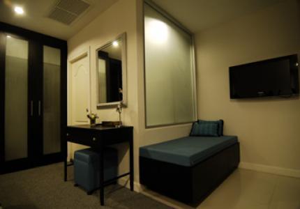 โรงแรมดาวินชี่ สวีท แอนด์ เลอ สปา
