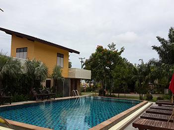 甜棕榈度假村