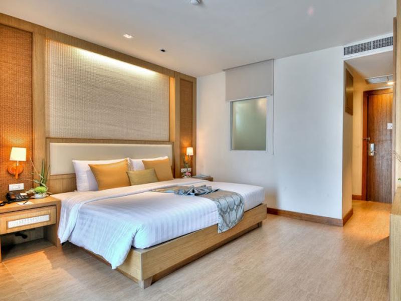 The ashlee plaza patong hotel spa топхотелс