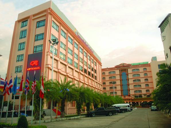 Rattanakosin Chiangmai Hotel