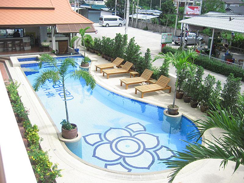 ナラワンホテル