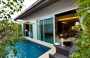 Pool Villas Pattaya