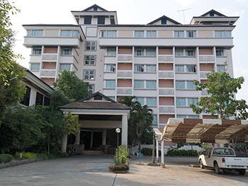 プーパヤ-ホテル
