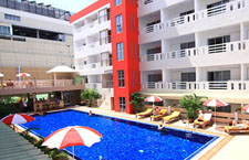 Eastiny Place Hotel Pattaya