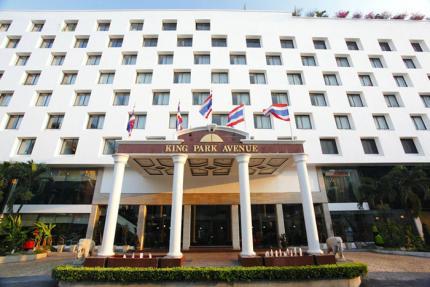 曼谷国王花园大道酒店