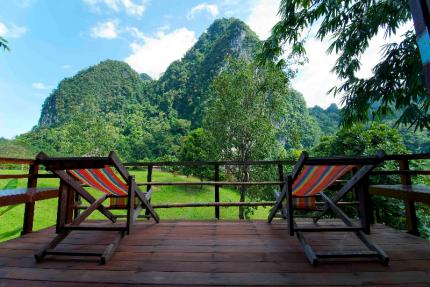 The Cliff & River Jungle Resort