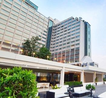 湄南河畔拉马达广场酒店