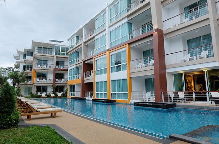 普吉岛海景酒店