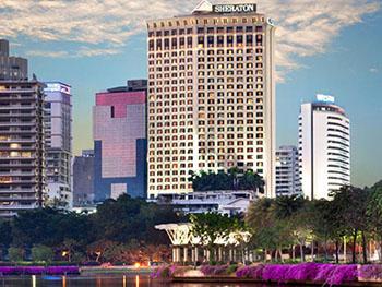 쉐라톤 그랜드 스쿰빗 - 어 럭셔리 컬렉션 호텔 방콕