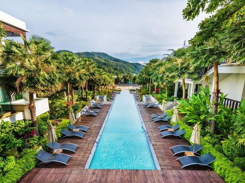 Sea Pearl Villas Resort