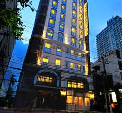 曼谷素坤逸路11巷沙丽尔酒店