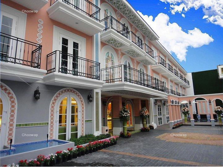 โรงแรมสลิล สุขุมวิท ซอย 11
