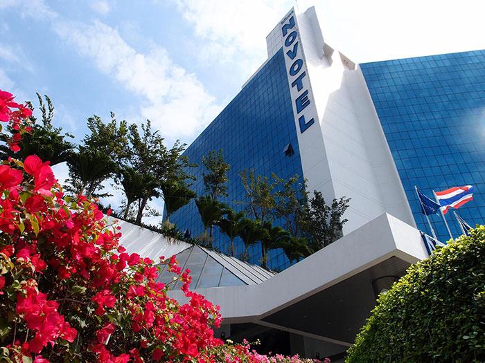 노보텔 방콕 방나 호텔
