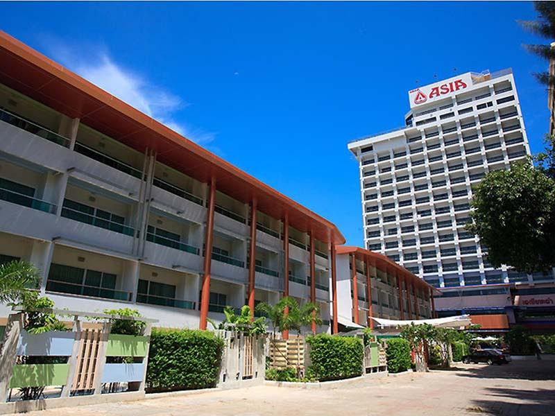 アジア チャアム ホテル