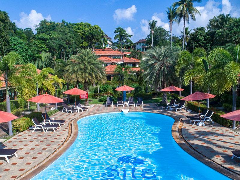 Sita Beach Resort & Spa