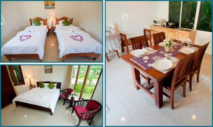 N.S Railay Mountain Villas