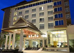 โรงแรมบุรี ศรีภู บูติค