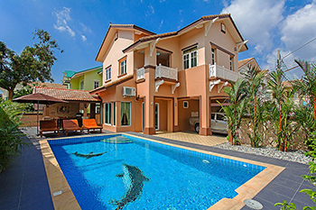 Jomtien Summertime Villa B