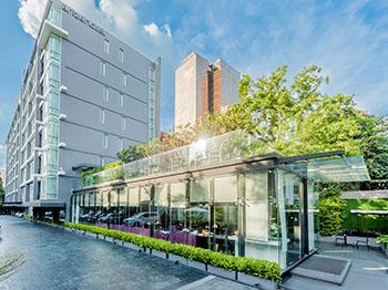 素坤逸阿里紫酒店