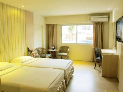 โรงแรมโกลเด้น ซิตี้ ระยอง