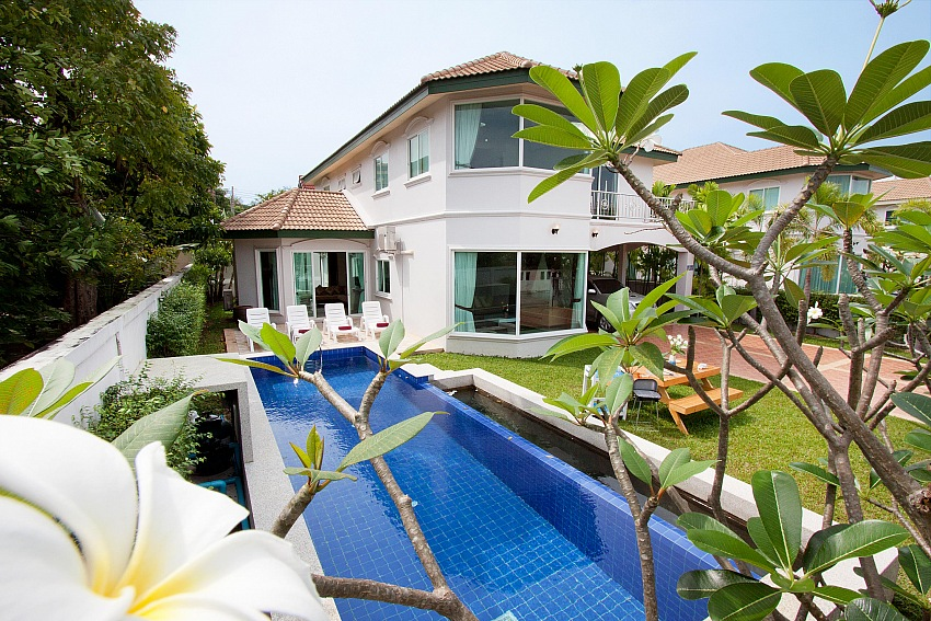 Wonder Villa A Pattaya