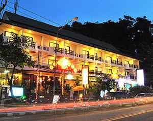 โรงแรมอ่าวนาง เพรสซิเด้นท์