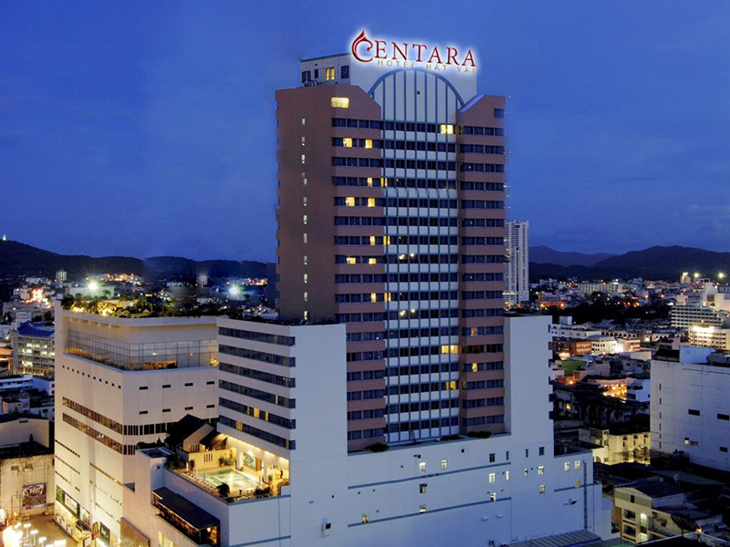 Novotel Centara Hotel & Resort