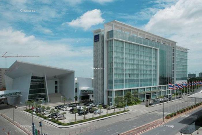 曼谷诺富特因帕特酒店