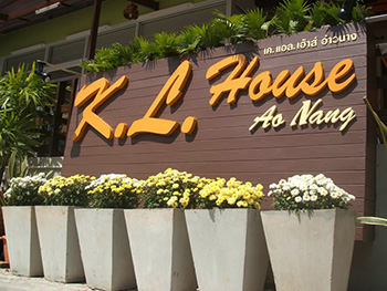 K L  House Aonang