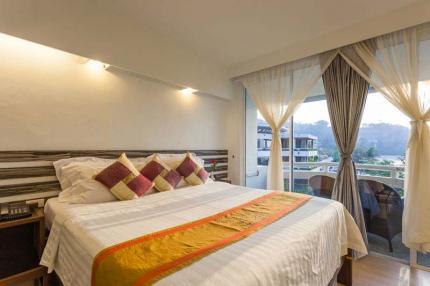 布利斯南巴东度假酒店
