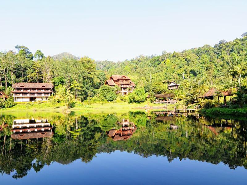 昆山绿景度假村