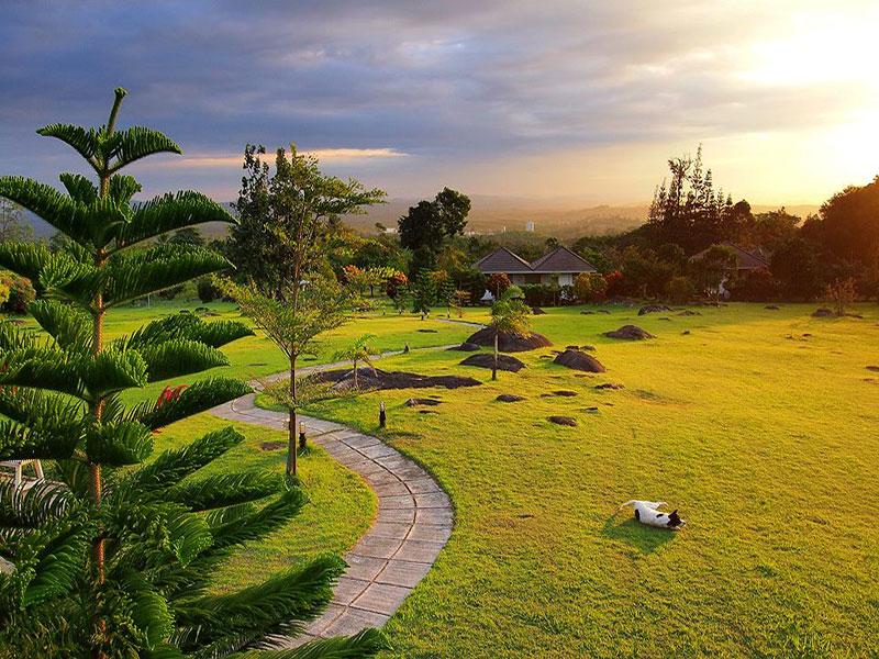 자연 정원