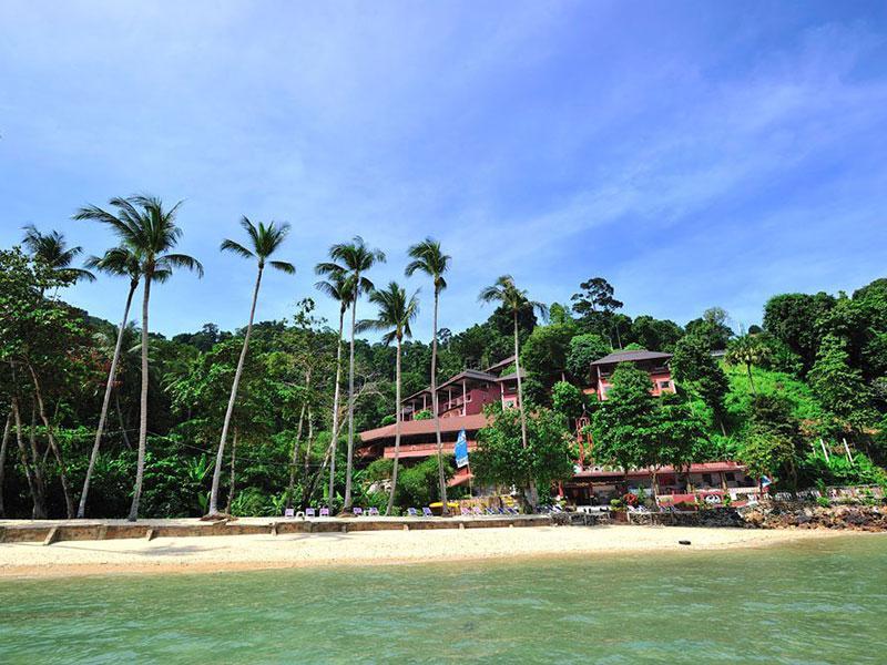 Kohngai Cliff Beach
