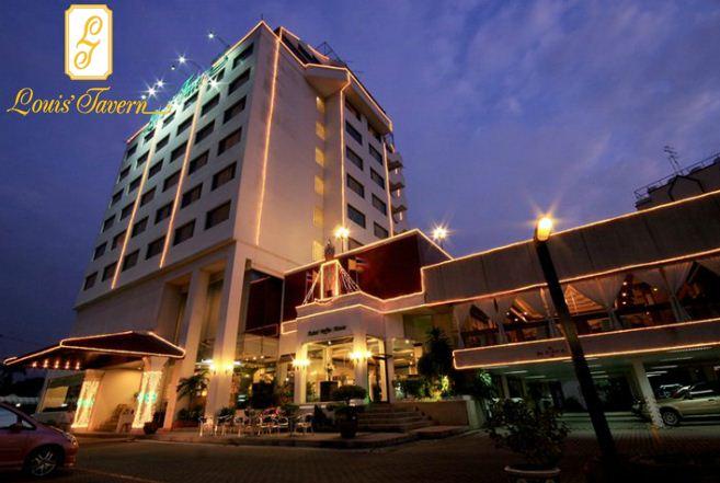 โรงแรมหลุยส์ แทเวิร์น เดย์รูม สุวรรณภูมิ