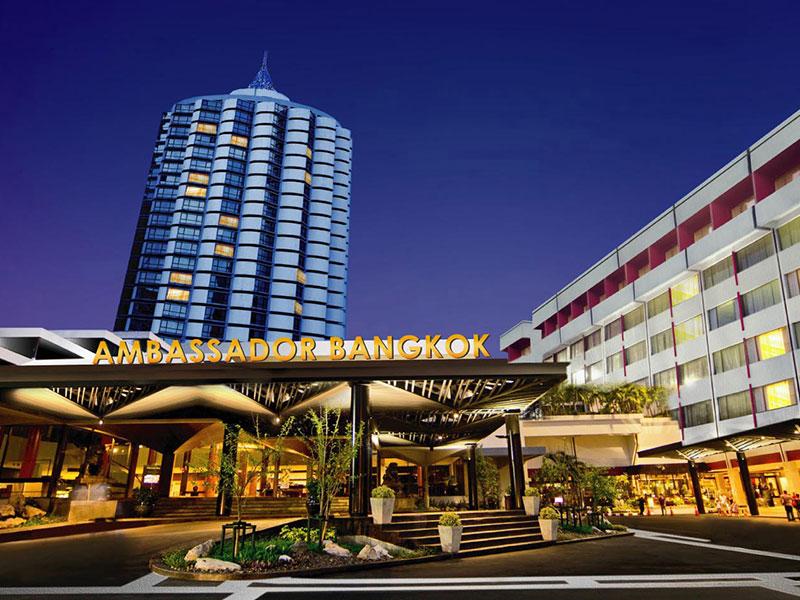โรงแรม ดิแอมบาสซาเดอร์