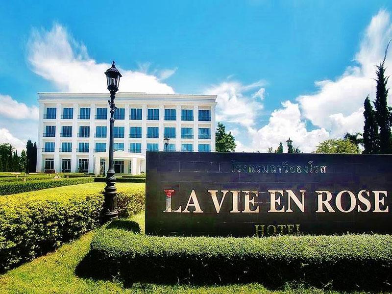 라 비 엥 로즈 호텔
