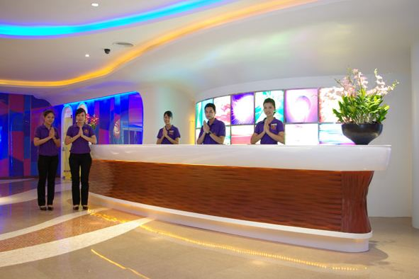 โรงแรมฮิป