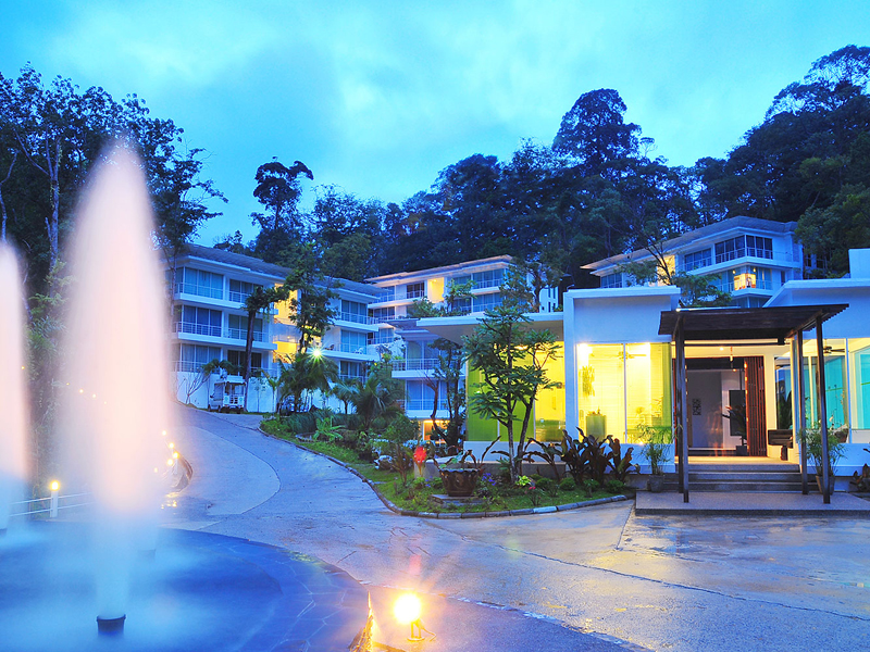 The Trees Club Resort