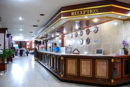 Welcome Plaza Hotel Pattaya