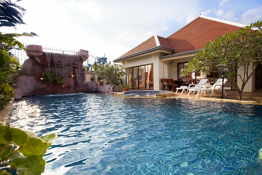 Namtok Villa Pattaya