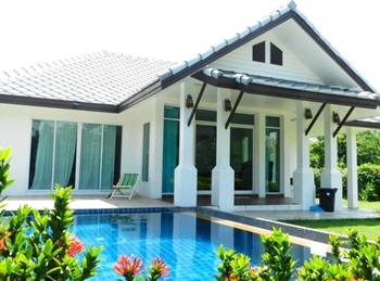 Cha-Am Pool Villa