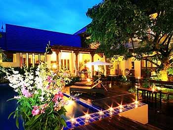 Baan Klang Wiang Boutique Hotel