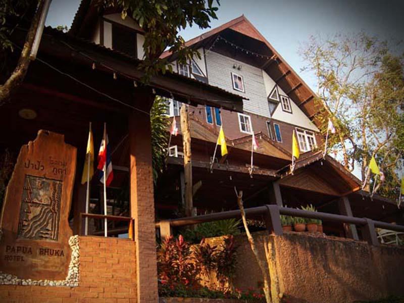 파푸아 부카 호텔