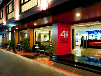曼谷41号套房酒店