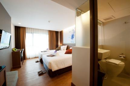 โรงแรม 41 สวีต แบ็งค็อก