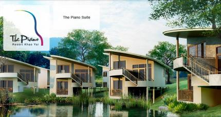 The Piano Resort Khao Yai