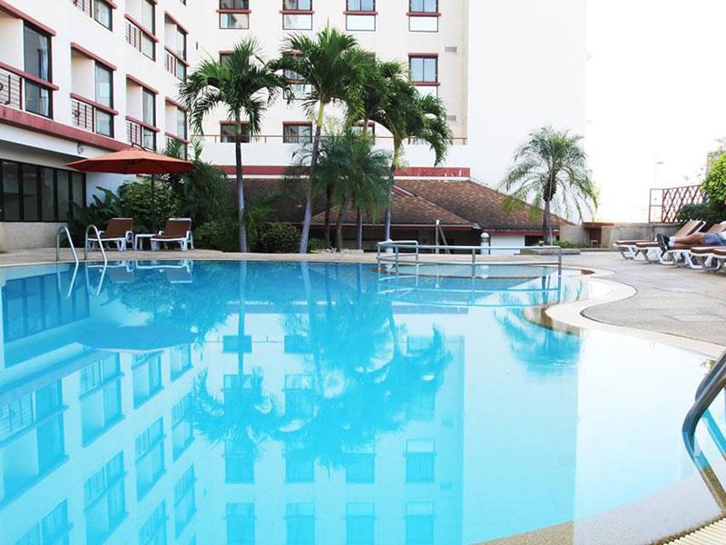 아모라 타파에 호텔