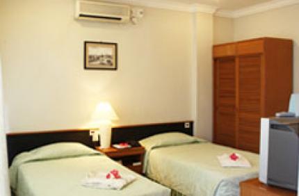 만달레이 시티 호텔