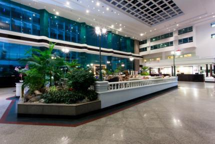 โรงแรมวินด์เซอร์ สวีท
